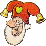 Cartoons Clip art Gnome plop