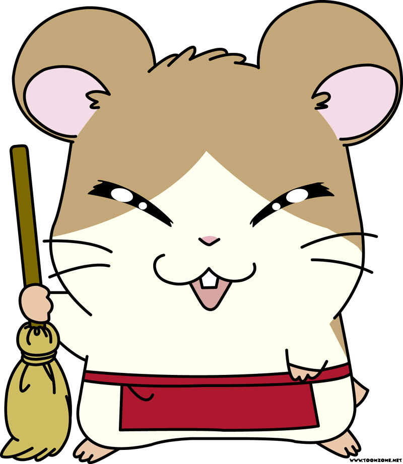 Cartoons Hamtaro Clip art