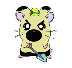 Hamtaro clip art