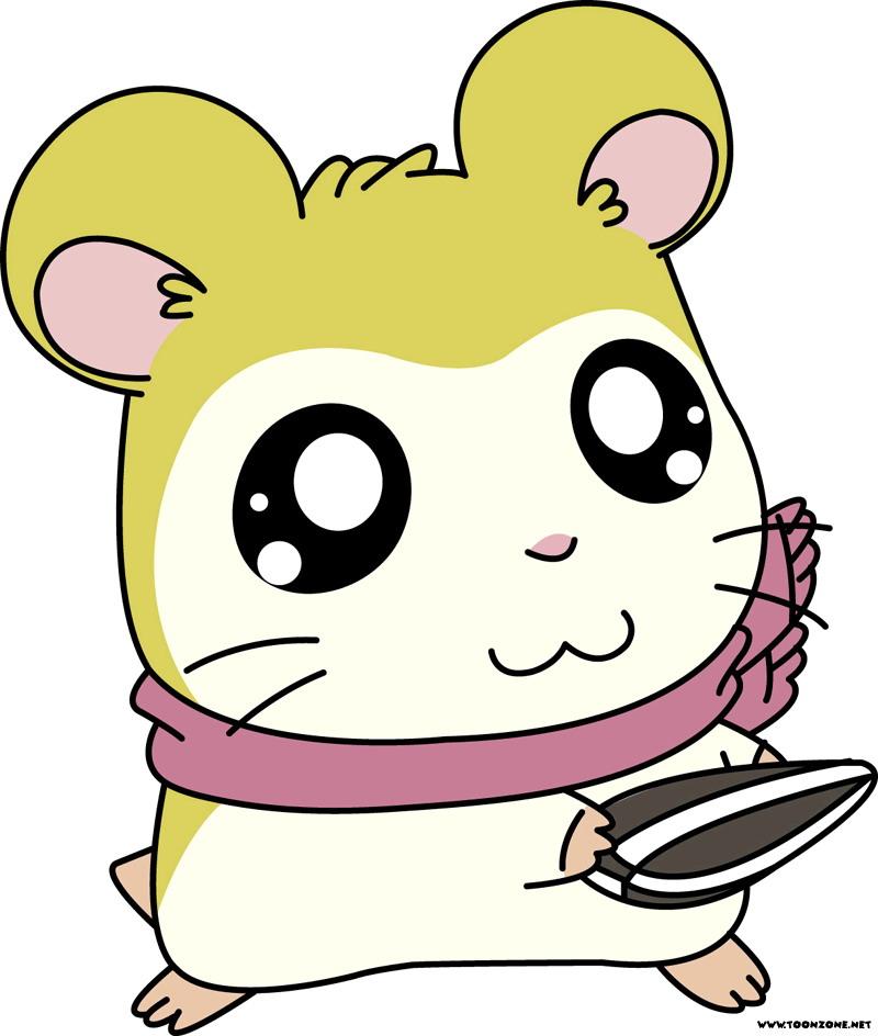 Cartoons Hamtaro Clip art