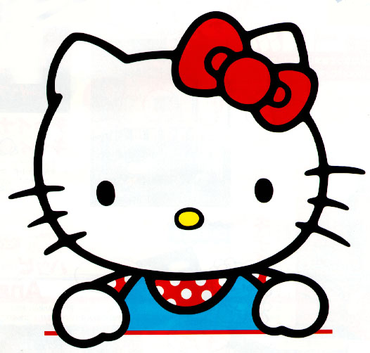 Clip Art Clip art hello kitty 479206
