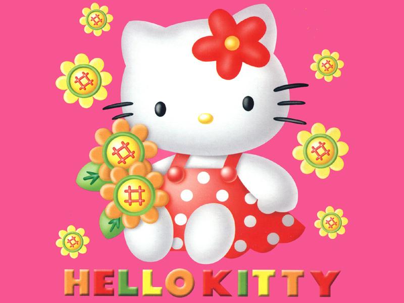 Hello kitty clip art