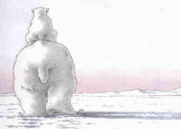 Cartoons Clip art Little polar bear