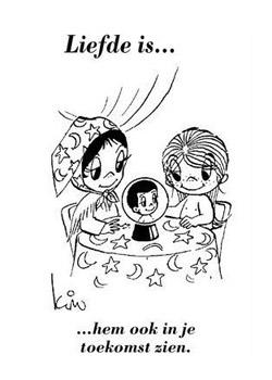 Love is clip art