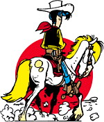 Cartoons Clip art Lucky luke