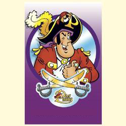 Piet pirate clip art
