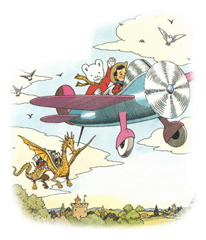 Cartoons Clip art Rupert bear