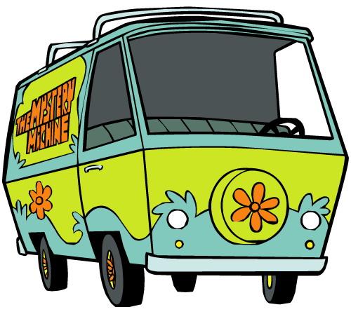 Cartoons Clip art Scooby doo