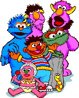 Cartoons Sesame street Clip art