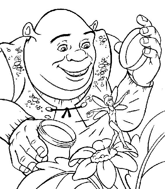 Shrek clip art