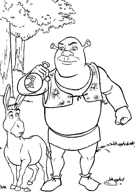 Clip Art Shrek Clipart shrek clip art art