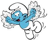 Smurfs clip art