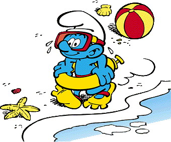Cartoons Clip art Smurfs