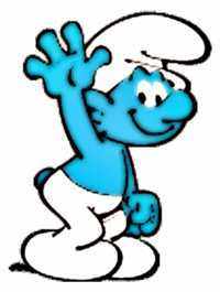 Cartoons Clip art Smurfs