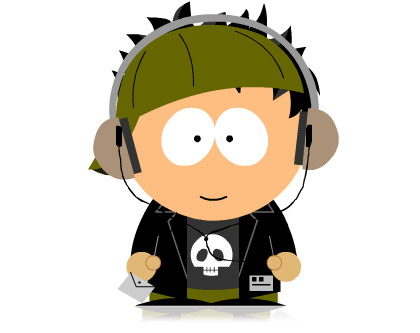 South park clip art