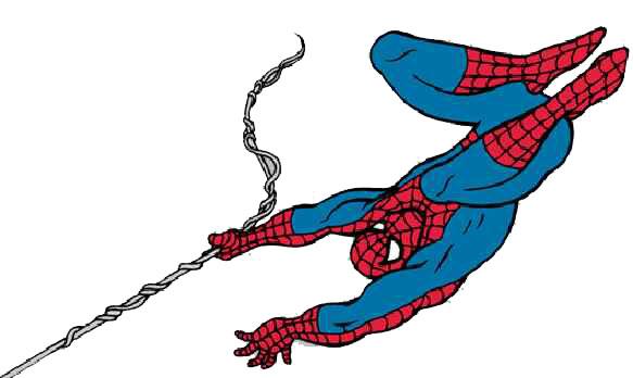 Cartoons Clip art Spiderman