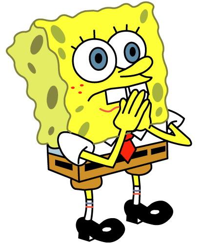 clip art spongebob 274309