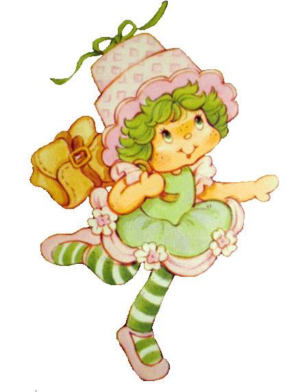 Cartoons Clip art Strawberry shortcake