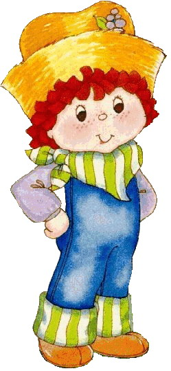 Strawberry shortcake clip art