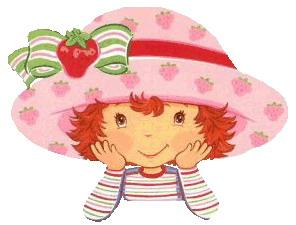 Cartoons Clip Art Strawberry Shortcake Picgifs Com