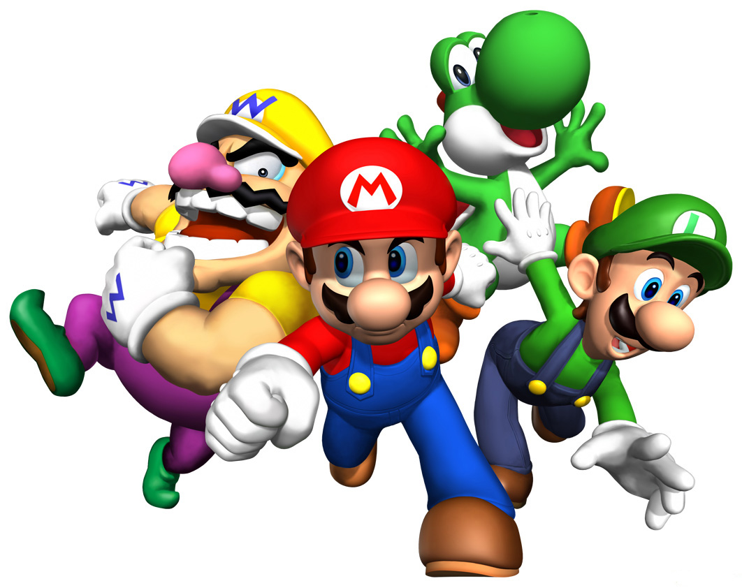 Clip Art - Clip... Mario