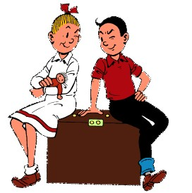 Cartoons Clip art Suske and wiske