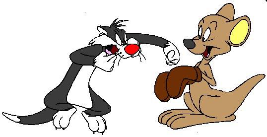 Sylvester clip art