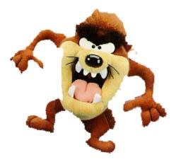 Tasmanian devil clip art