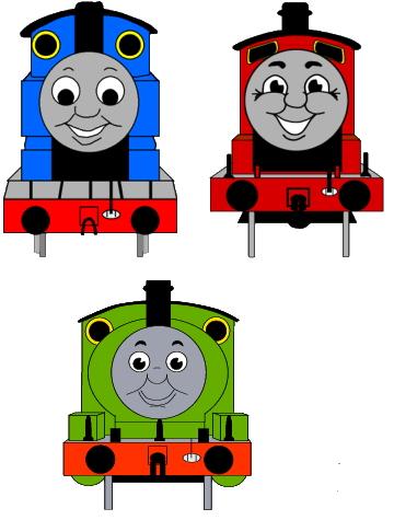 thomas the tank engine face template - cartoons clip art thomas tank engine