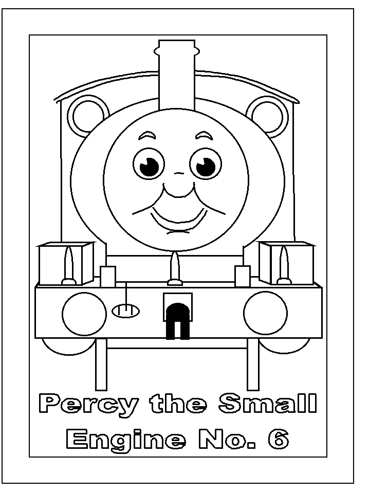 Thomas tank engine Clip Art