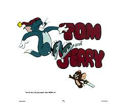 Clip Art - Clip art tom and jerry 420823