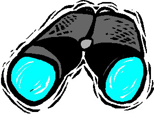 Clip art Communication Binocular