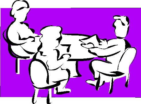 Clip art Communication Meeting