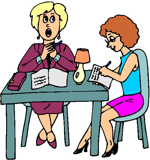 clipart of teacher and parents - photo #5