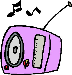 Clip Art Radio Clipart radio clip art art