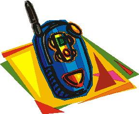 Radio clip art