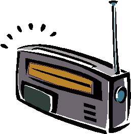 Clip Art - Clip art radio 827438 - 21.0KB