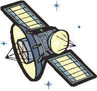 Satellite Clip Art