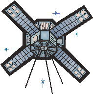 Clip Art - Clip art satellite 362115