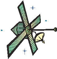 Clip art Communication Satellite