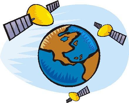 clip art communication satellite picgifs com rh picgifs com Orbit Black and White Clip Art earth orbit clipart