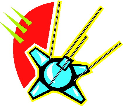 Clip Art - Clip art satellite 865180