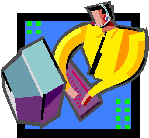 Computers clip art