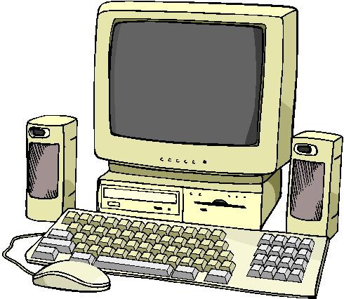 Clip Art - Clip art computers 230689