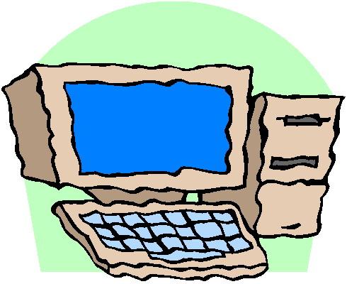 Computers clip art