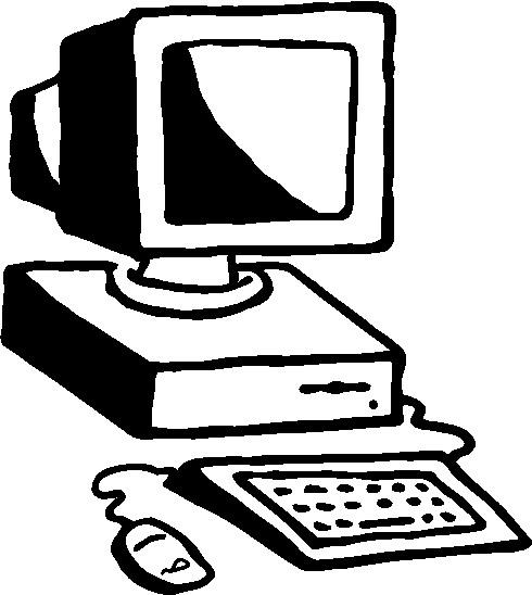 Clip Art Computer Computers | PicGifs.com
