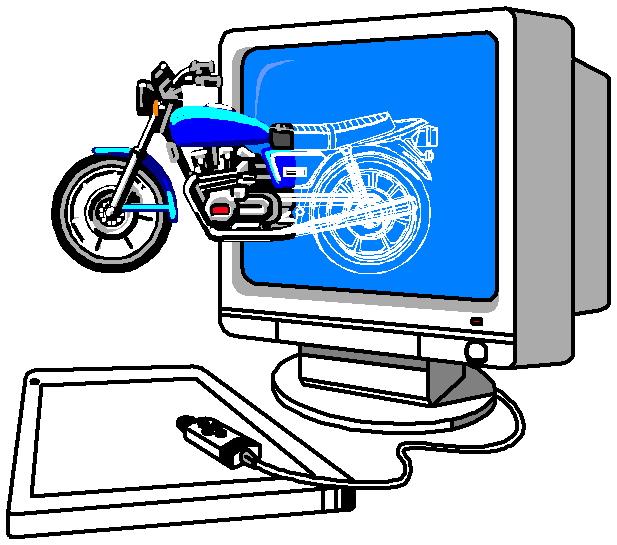 Clip art Computer Monitors