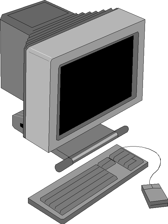 Monitors clip art