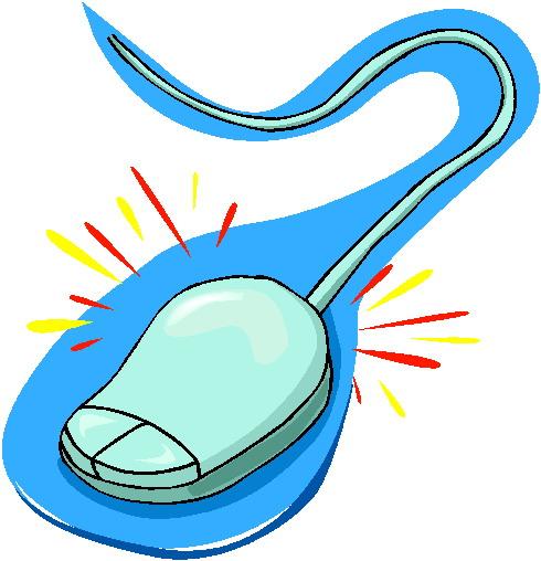 Clip art   187  MouseClip Art Computer Mouse