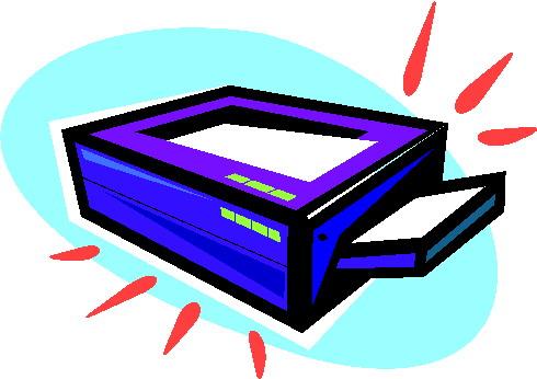 Printers clip art